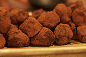 Christmas Tea Chocolate Truffles: 1st of our 12 Days of Recipes annual series