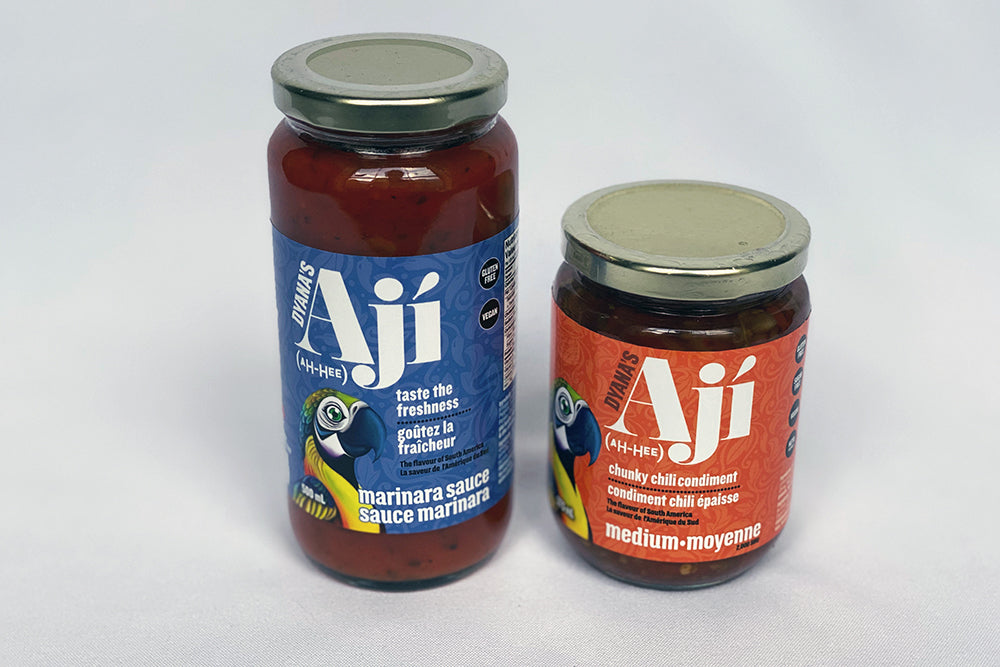 Day 12 - Aji Gourmet Products