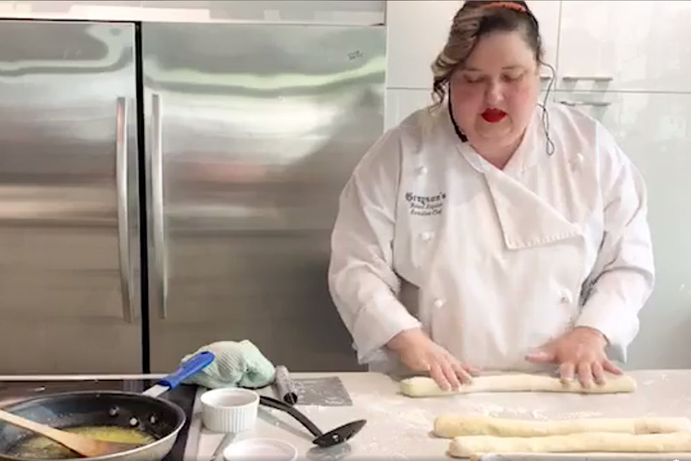 Chef Helena's Gnocchi: Kids Cook