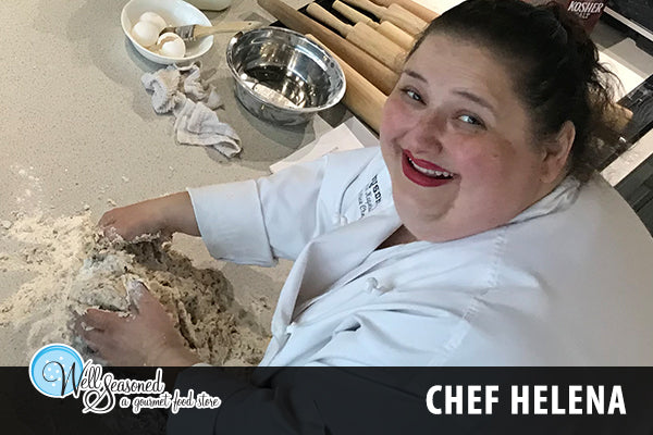 Chef Helena, Teaching Chef at Well Seasoned