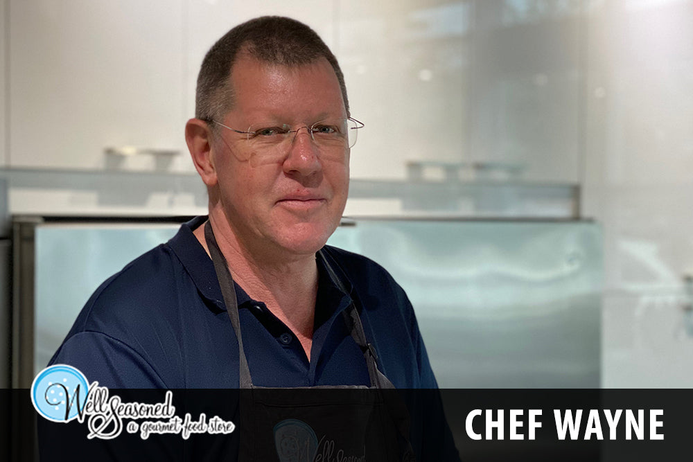 Chef Wayne, Catering Chef at Well Seasoned
