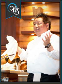 Chef Alex Tung | Chef + Teachers | Well Seasoned, a gourmet cooking school in Langley, BC