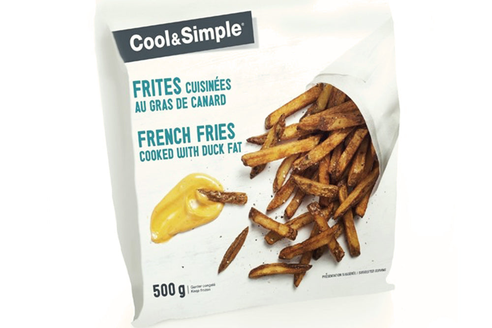 Cool & Simple French Fries Cooked with Duck Fat - Back in Stock at Well Seasoned