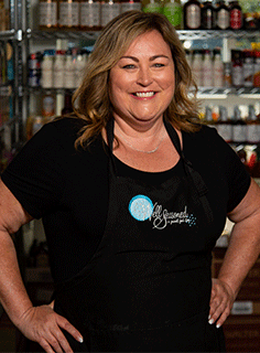 Owner, Mixologist & Chef Angie Quaale | Chef + Teachers | Well Seasoned, a gourmet cooking school in Langley, BC