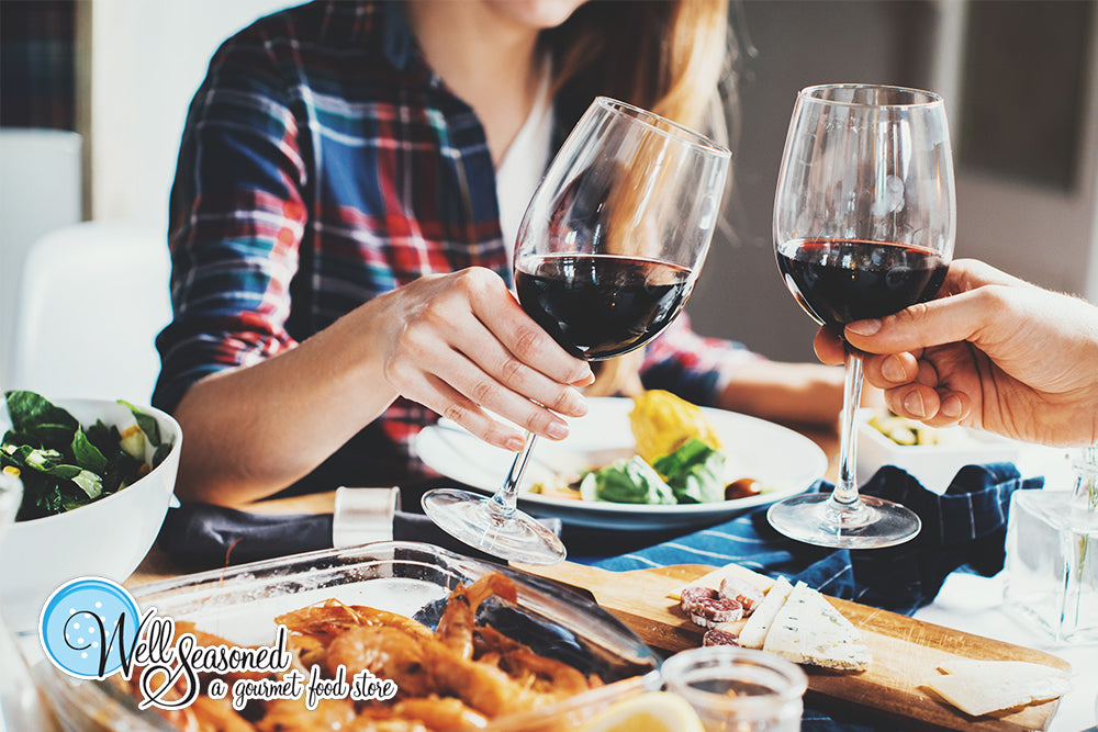 Valentine's Dinner for Two | Gourmet-To-Go | Well Seasoned, a gourmet food store serving Fraser Valley, Lower Mainland and Metro Vancouver