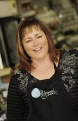 Angie Quaale, Owner of Well Seasoned, a gourmet food store.