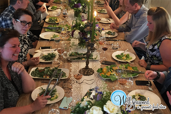 From long table to buffet, we've got you catered | Catering | Well Seasoned, a gourmet food store serving the Fraser Valley, Lower Mainland and Vancouver