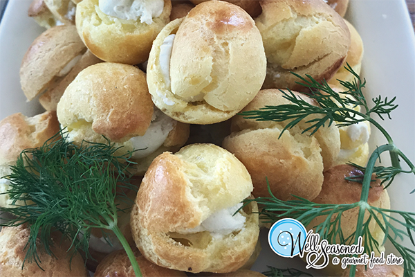 Finger sandwiches make for easy meeting lunches | Catering | Well Seasoned, a gourmet food store serving the Fraser Valley, Lower Mainland and Vancouver