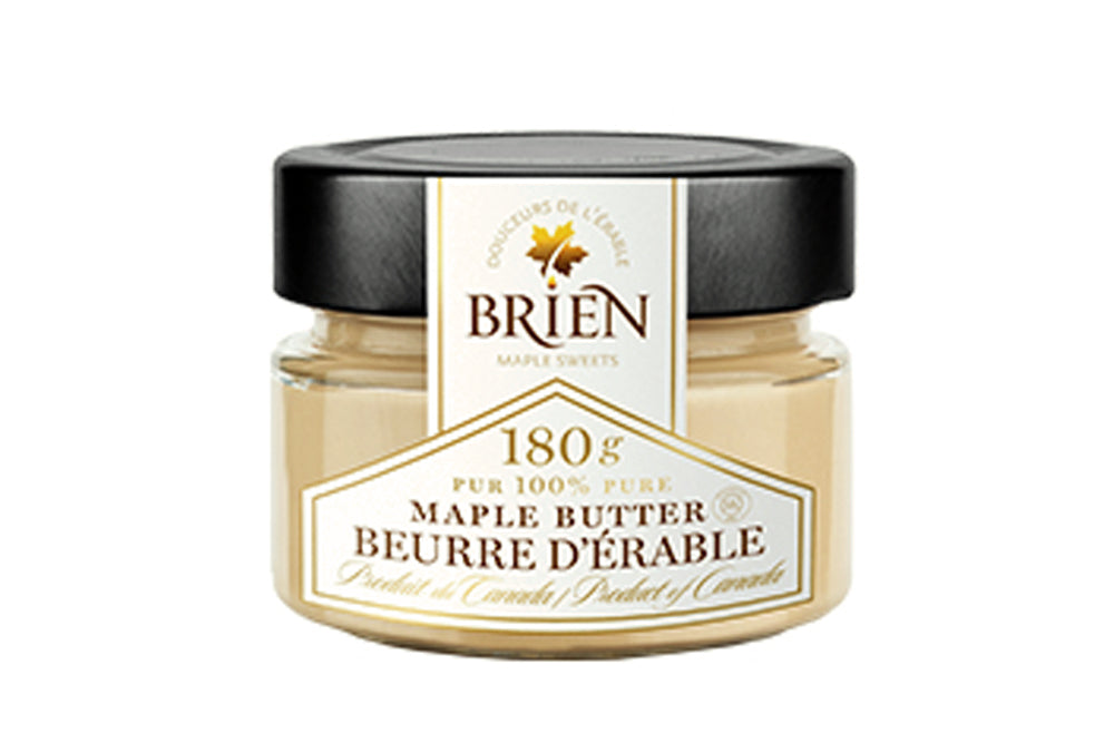 Maple Butter by Brien Maple Sweets, now available at Well Seasoned
