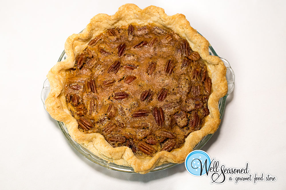 Just in time for Thanksgiving - Seasonal Pies - Well Seasoned