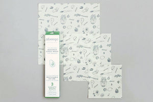Abeego - Beeswax Wraps