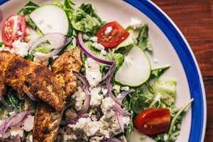 Restaurant Style Salads: Well Seasoned Gourmet-To-Go