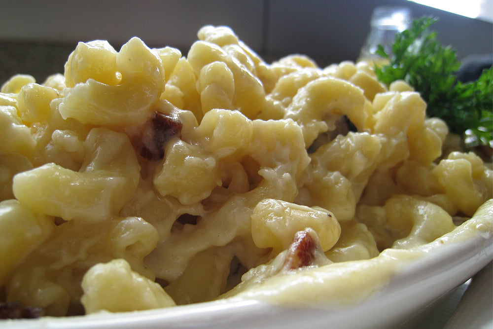 Homemade Mac & Cheese - Well Seasoned Catering