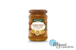 Mackays Scotch Whisky Marmalades