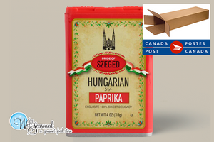 Pride of Szeged Seasonings