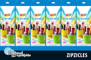 Zipzicles Pouches (18 Pack)