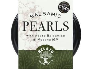 Belazu Balsamic Pearls - 55g