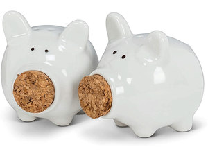 Abbott Salt & Pepper Shakers