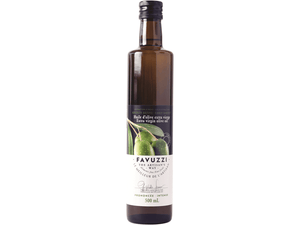Favuzzi Cold Extraction Extra Virgin Olive Oils