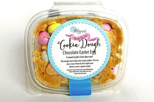 Easter Special: Ready-To-Eat Cookie Dough