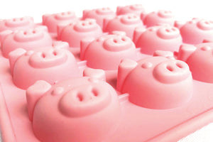 Piggy Molds, from SiliconZone