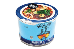 One Culture Foods Noodle Soups