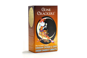 Parmesan & Rosemary | Gone Crackers | Well Seasoned, a gourmet food store