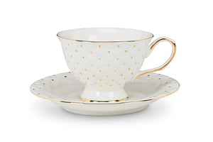 Abbott Teacups
