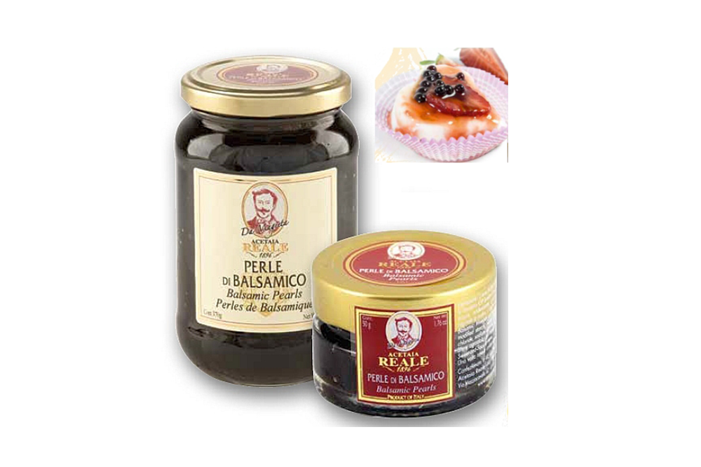 Acetaia Reale Balsamic Pearls, Perle Di Salsamico