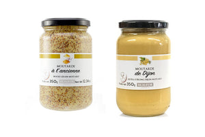 Beaufor French Mustards, Moutarde