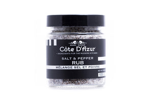 Côte d'Azur Seasonings & Rubs