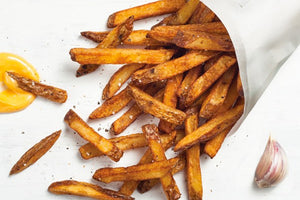 Duck Fat Potatoes & French Fries