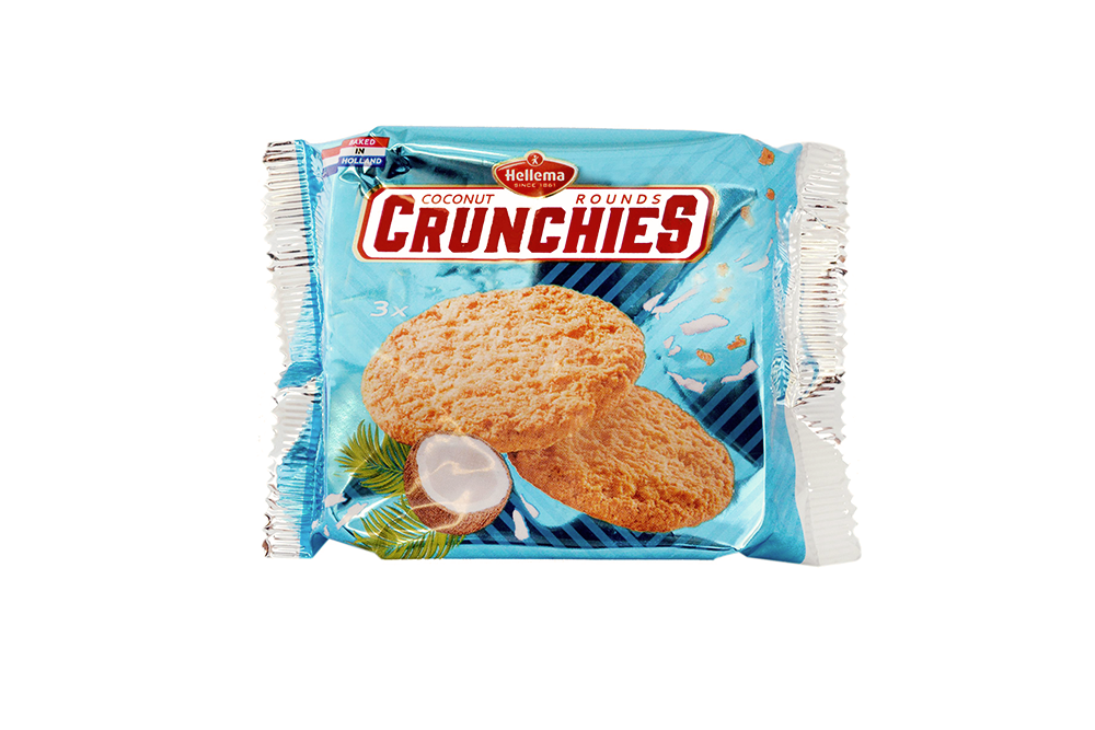 Hellema Coconut Crunchies