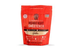 Golden (brown) Lakanto Monkfruit Sweetener | Well Seasoned, a gourmet food store in Langley, BC