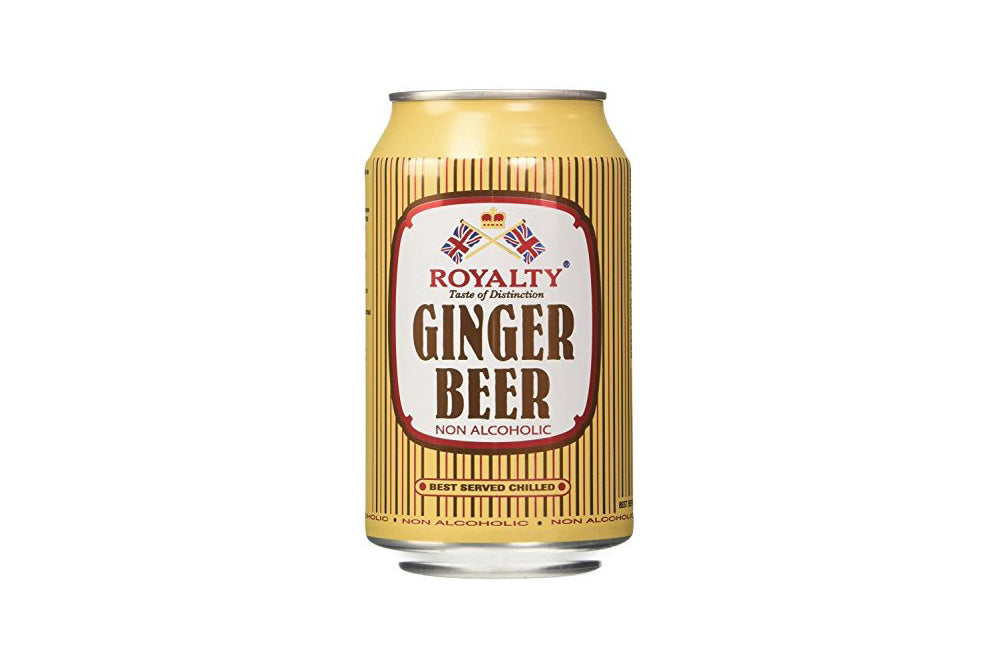 Royalty Ginger Beer, 4 pack