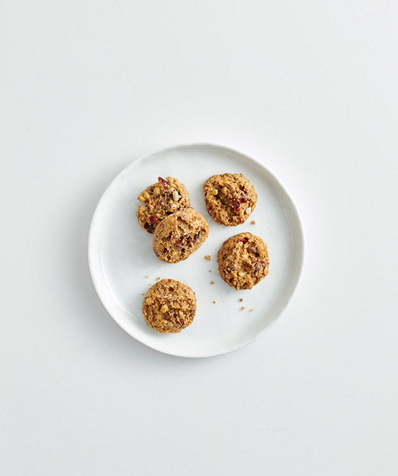 Mini Oatmeal Crunch Cookies (6-pack) cooking image