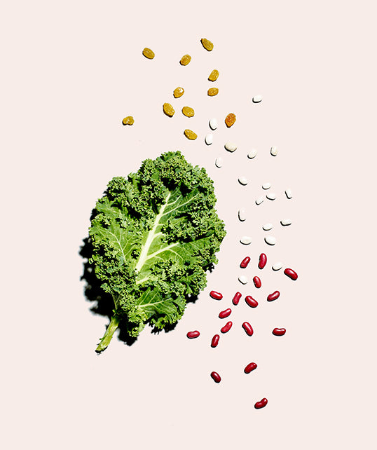 So Cal Kale & Bean ingredients image