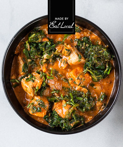 Nutrition details for Keto Chicken Tikka Masala