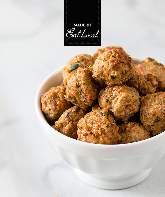 Chicken Meatballs (no sauce)