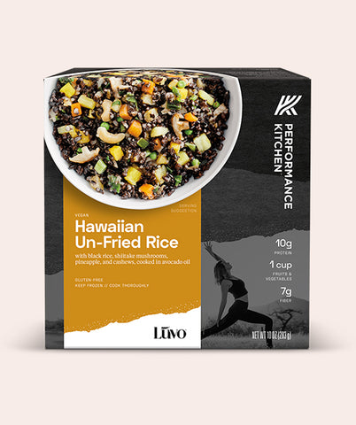Hawaiian Un-Fried Rice