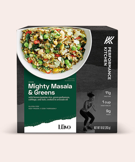Mighty Masala & Greens
