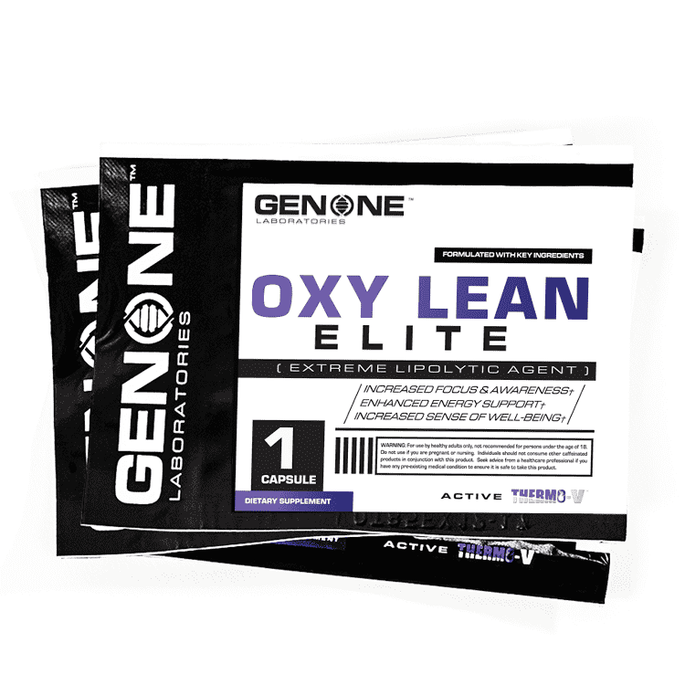 Oxy Lean Elite - 2 Sample Packs - Free + $2.95 Shipping (No Autoship) Limit 1 Set per Customer