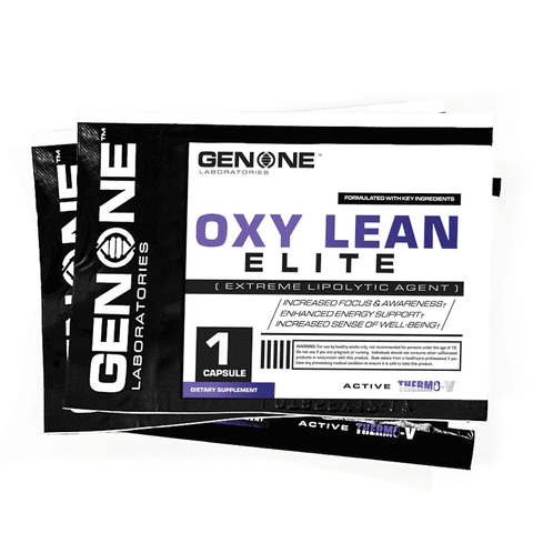 Oxy Lean Elite Sample Packs