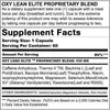 Image of Oxy Lean Elite AM/PM Combo + Max Appetite Suppressant