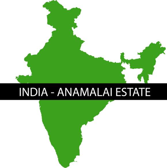 INDIA ANAMALAI ESTATE - RAW - Sweet Envy Chocolate and Tea LLC