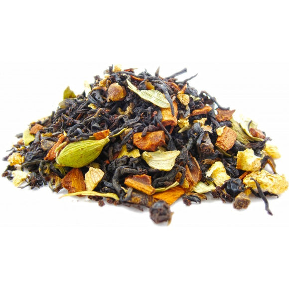 CINNAMON, GINGER AND VANILLA CHAI - Sweet Envy Chocolate and Tea