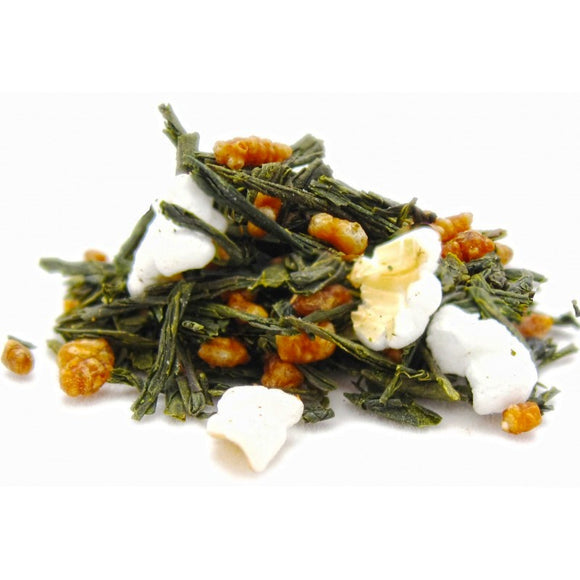 GENMAICHA - Sweet Envy Chocolate and Tea