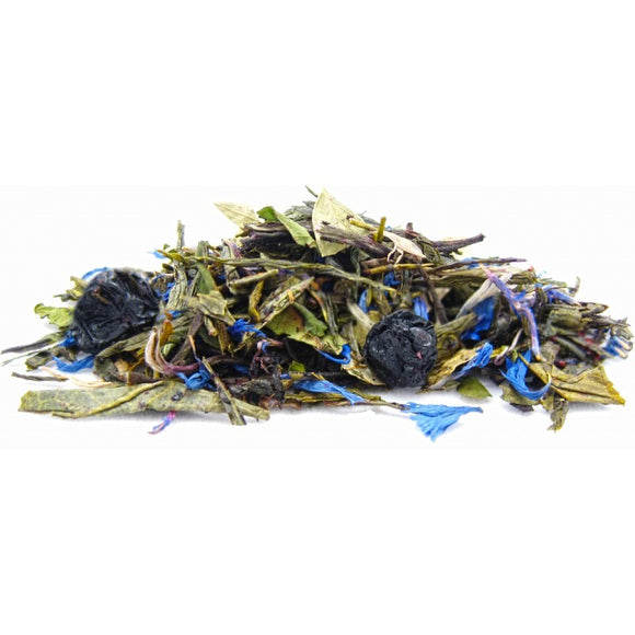 WILD BLUEBERRY - Sweet Envy Chocolate and Tea