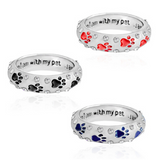 Dog Claw Diamond Ring Giveaway