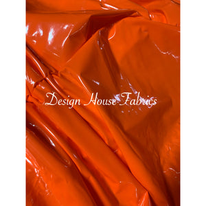 Stretch PVC Vinyl - Orange